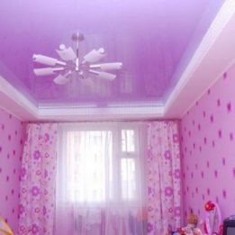 розовый глянцевый