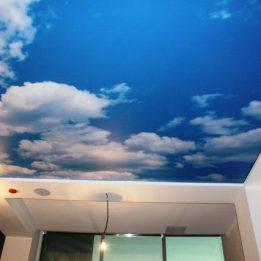 небесный потолок